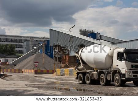 Cement Plant,Concrete or cement factory