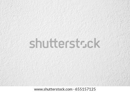 Shutterstock cement plaster white wall background.