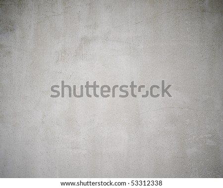 cement wall backdrop - stock photo