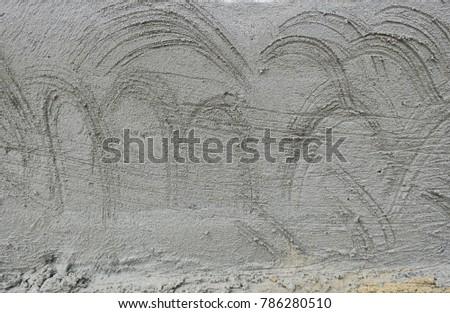 cement wall scratch #786280510