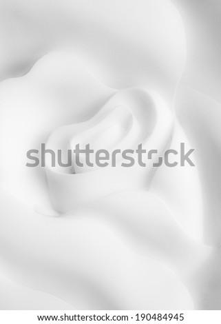 cement wall - texture cement background  stone white flower design