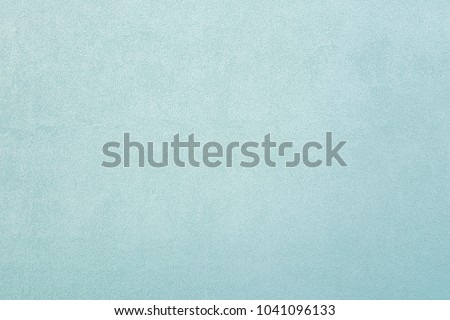 Cement wall texture in blue color. #1041096133