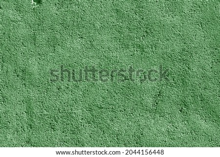 Cement wall texture in green color.v Abstract background and texture for design. Photo stock ©