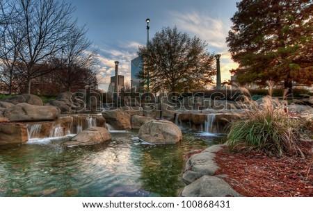 Centennial Park - Atlanta