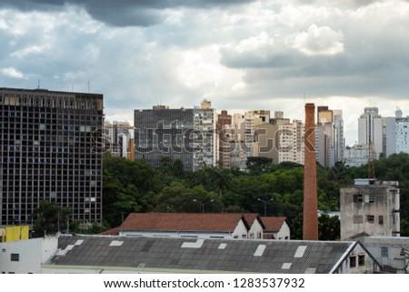 Center of Belo Horizonte MG / Belo Horizonte downtown -  Belo Horizonte, Minas Gerais, Brazil 01/11/2019 #1283537932
