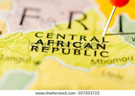 Central African Republic. Сток-фото ©