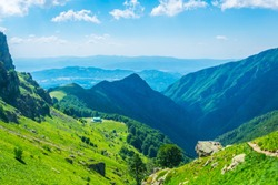 Central Balkan national park in Bulgaria