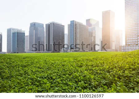 Central business district #1100126597