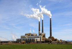 Central Utah Coal-Fired Power Plant