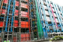 Centre Georges Pompidou,Paris