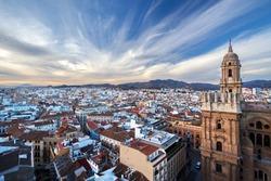 Centripetal acceleration - Malaga, Andalusia, Spain