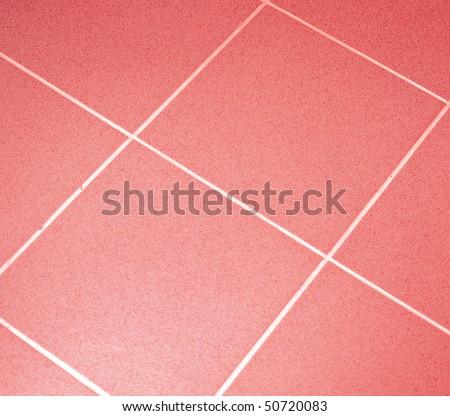 Color Tile Flooring Ceramic Tile Floor Red Color