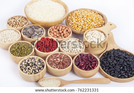 Cereal grains , seeds, beans #762231331
