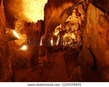 Cerovac Caves in the Velebit Nature Park, Croatia - Cerovačke špilje u parku prirode Velebit, Hrvatska