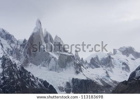 Cerro-Torre peak #113183698