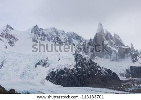Cerro-Torre peak