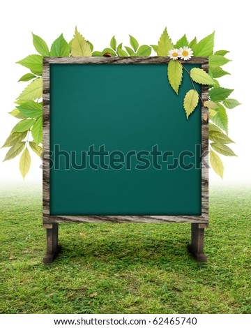 CG synthesis bulletin board of eco-image