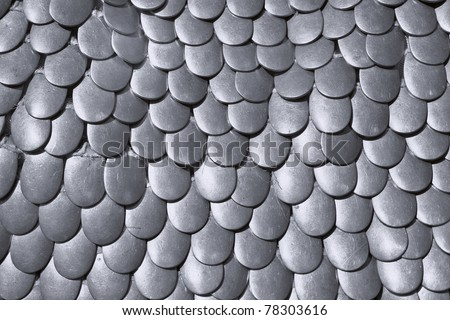 Chain armour background texture #78303616