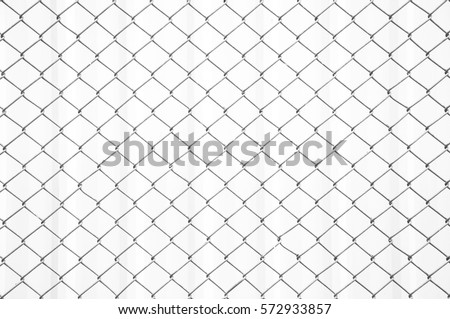 Chain Fence white pattern background #572933857