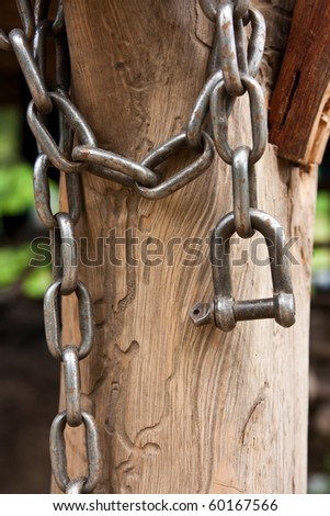 chain for logging