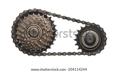 Chain gear #204114244