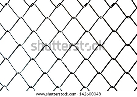 Broken chain link fence png Clear Background Video Blocks Black And White Fence Ez Canvas