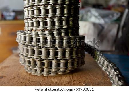 chain roll