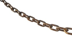 Chain with Moderate Rust