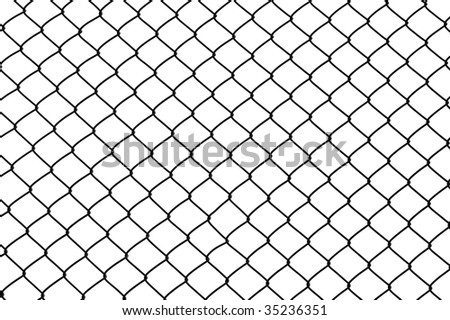 CHAIN LINK FENCE - Model Railroad Fine Craft Kits by Builders In