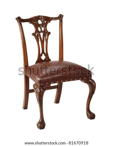 Chair - stock photo