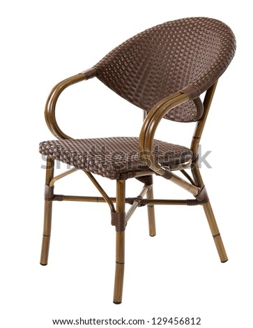 chair isolated on white background #129456812