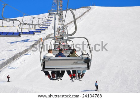 Chairlift I.