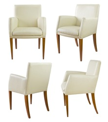 chairs set, VOL 1, clipping path included