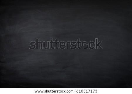 chalk rubbed out on blackboard. ...