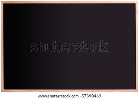 Clean Blackboard Clipart