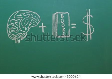 Chalkboard - Get an Education
