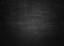 Chalkboard.Old black background. Grunge texture. Blackboard. Concrete