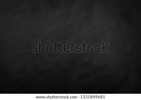 Chalkboard texture background. blackboard wall backdrop wallpaper, dark tone.