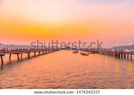 Chalong bay very important for travel business it is a center for all boat and yacht marina there have two piers  for transport service tourists.Chalong marina is a center for intense boating activity #1474342337