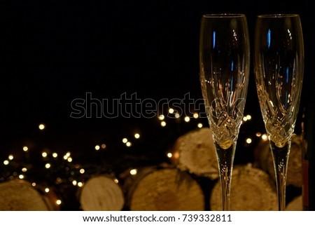 Champagne Glasses #739332811