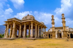 Champaner-Pavagadh, A UNESCO world heritage site, is located in Panchmahal district in Gujarat.