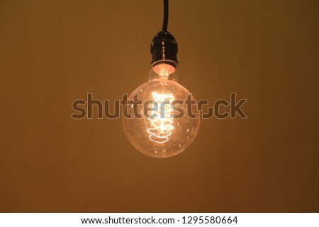 Chandeliers decorate the room