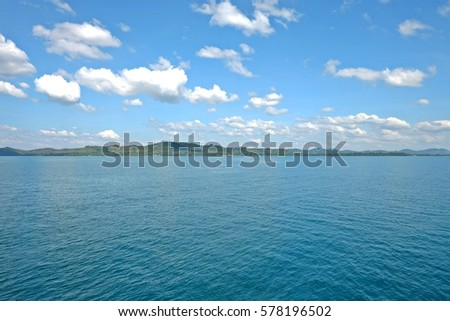 Chang Island in Thailand #578196502