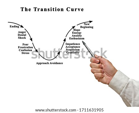 Photo of  Changing Emotions during Transition Curve