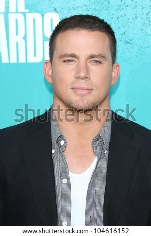 Channing Tatum at the 2012 MTV Movie Awards Arrivals, Gibson Amphitheater, Universal City, CA 06-03-12