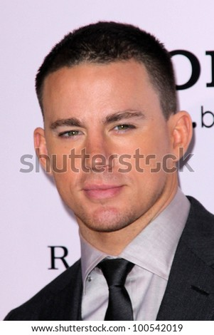 "Channing Tatum at ""The Vow"" World Premiere, Chinese Theater, Hollywood, CA 02-06-12"