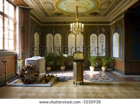 Chapel of last Czars, St Petersburg - The Peter and Paul Fortress