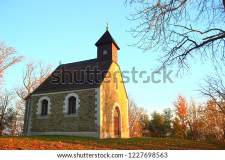 Chapel of St. Jacob on Medvedenica, Croatia