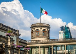 Chapultepec castle - Mexico City, Mexico