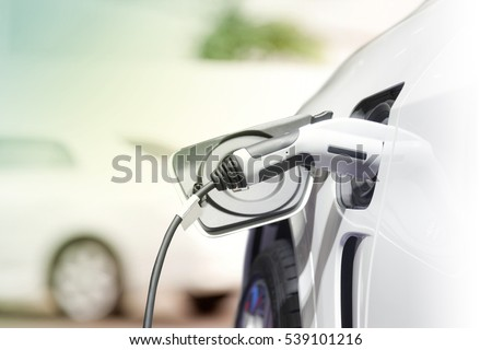 Charging an electric car, Future of transportation